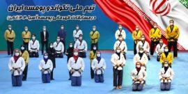 با پایان قضاوت مرحله فینال مسابقات آنلاین قهرمانی پومسه آسیا، تیمملی کشورمان موفق به کسب 17 مدال طلا، نقره و برنز در این رویداد شد.