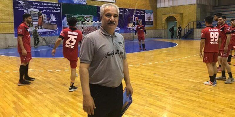 مرحله دوم دور رفت سی و سومین دوره مسابقات لیگ برتر هندبال مردان ایران با شکست تیم کیمبا کاشت کردستان همراه بود.