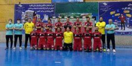 تیم کیمیاکاشت کردستان در مرحله اول از دور برگشت رقابت های لیگ برتر هندبال باشگاه های کشور که در شیراز برگزار شد، با کسب 2 تساوی و یک شکست به کار خود پایان داد.
