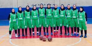 تیم خانه بسکتبال سنندج به عنوان نماینده کردستان در مسابقات لیگ دسته یکم بسکتبال بانوان کشور با یک پبروزی و دو شکست در مقابل حریفان به کار خود در مرحله نخست این رقابت ها پایان داد.