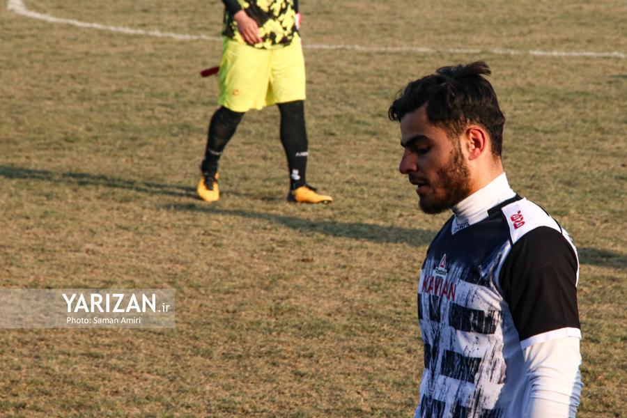 گزارش تصویری دیدار بین تیم های کاویان نقده و نیکان مهر تهران از سری مسابقات لیگ دسته سوم فوتبال ایران
