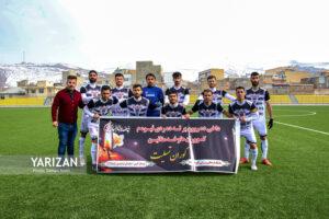 دیدار دو تیم کاویان نقده و کانیاو اشنویه از سری رقابت های هفته چهارم لیگ دسته سوم فوتبال ایران با نتیجه تساوی بدون گل پایان یافت. این دیدار درورزشگاه آزادی مهاباد برگزار شد.